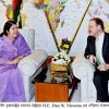 Call on/Discussions with Dignitary Persons (9th)