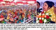 Hon'ble Speaker Visited Dinajpur and  24 Rangpur-06, Pirganj
