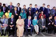 Hon'ble Speaker Visited Singapur on 14-18 May 2017