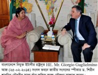 Discussions with Dignitary persons (10th)