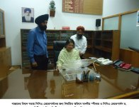 Hon'ble Speaker visited Chandigarh , Punjab, India