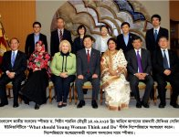 Hon'ble Speaker visited Japan on 12-16 September, 2014