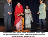 Major activities of Hon'ble Speaker on May 2015