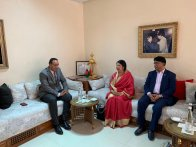 Hon'ble Speaker Visited Morocco on 12-19 March 2019